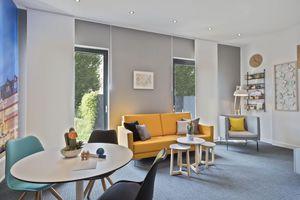 HOTEL FRANKFURT MESSE by Meliá (Tagungshotel Frankfurt am Main)