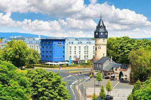 Vorschaubild Tagungshotel Best Western Premier IB Hotel Friedberger Warte / Frankfurt am Main