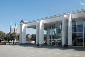 Vorschaubild Veranstaltungsstätte Musik- und Kongresshalle Lübeck