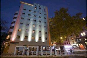Vorschaubild Goldman 25 Hours Hotel Frankfurt