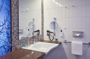 Accessible Zimmer Badezimmer