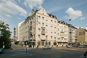Vorschaubild Ringhotel Loew's Merkur Nürnberg