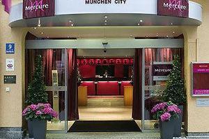 Vorschaubild Mercure Hotel München City Center