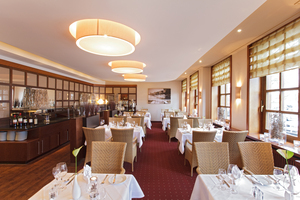 Das Restaurant Alsterkrug