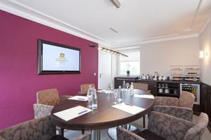 Unser Turmzimmer für kleinere Veranstaltungen und Tagungen