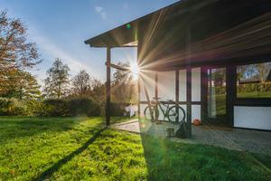 Sporthotel Ferienhaus Kastanie Außenansicht
