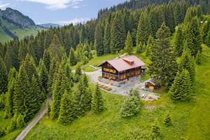Vorschaubild Wannenkopfhütte Hotel Obermaiselstein