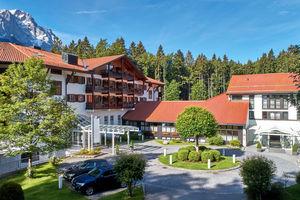 Vorschaubild Hotel am Badersee Grainau