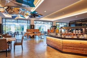 Unser Hauptrestaurant Werdenfels