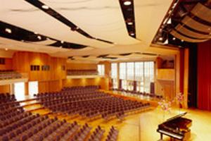 Vorschaubild Stadthalle Leonberg