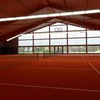Tennis-Hallenplätze