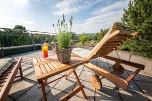 Dachterrasse Ahrtal Suite