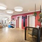 Lobby und Shop (24/7 geöffnet)